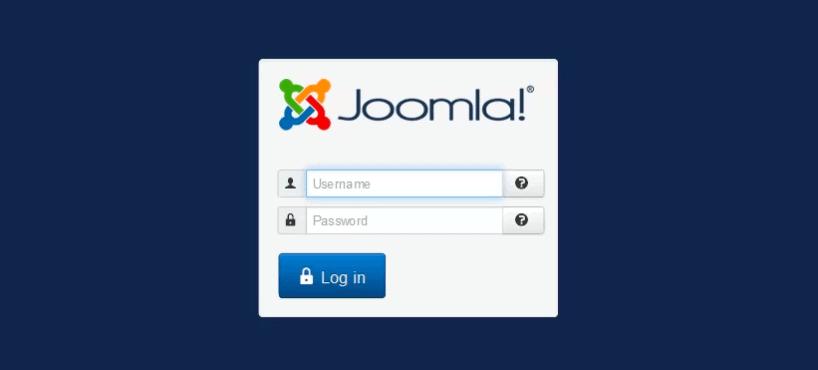 Joomla login pHow To Download And Install Joomla In Xampp On Macage