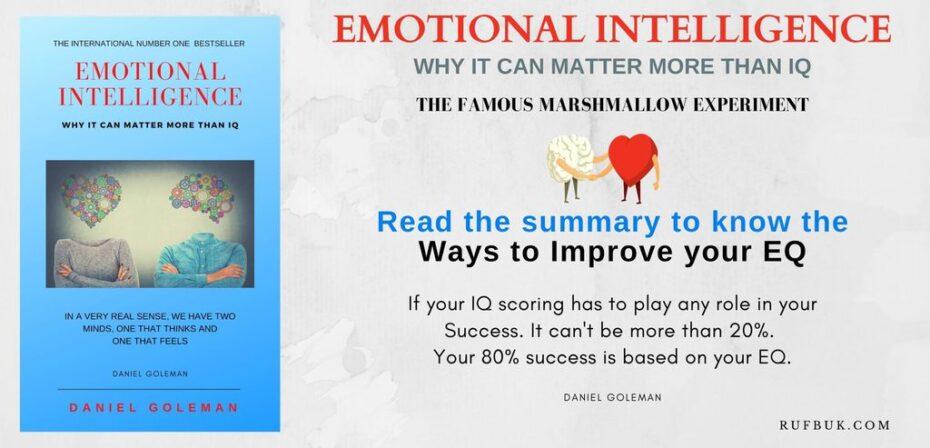 EMOTIONAL-INTELLIGENCE-BY-DANIEL-GOLEMAN-BOOK-SUMMARY