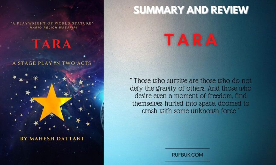 Tara by Mahesh Dattani book summary and review